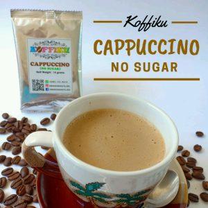 Kopi instant Cappuccino No Sugar