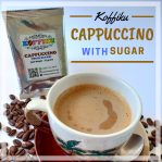 Kopi instant Cappuccino With Sugar