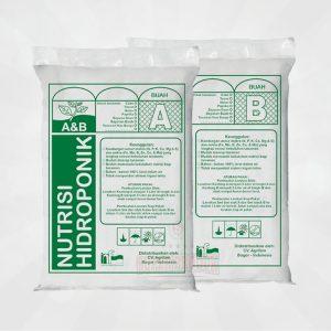 Nutrisi Hidroponik AB Mix Buah 5ltr Pekatan