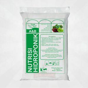 Nutrisi Hidroponik AB Mix Sayur daun 500 Pekatan