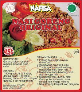 Bumbu Nasi Goreng Original