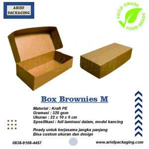 Box Brownies M