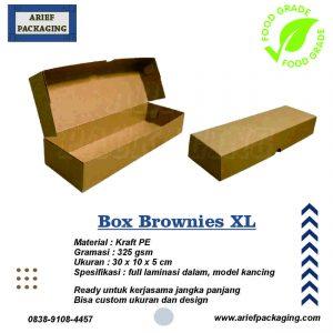 Box Brownies XL