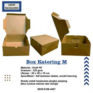 Box Katering M