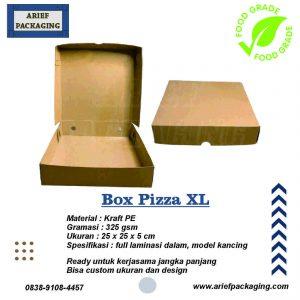 Box Pizza XL