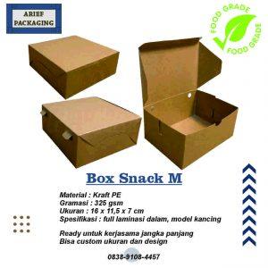 Box Snack M