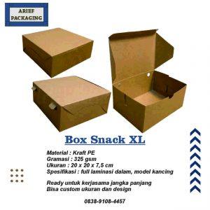 Box Snack XL